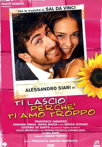 Poster of Ti lascio perché ti amo troppo
