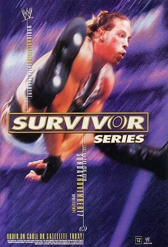 Poster of WWE Survivor Series 2002