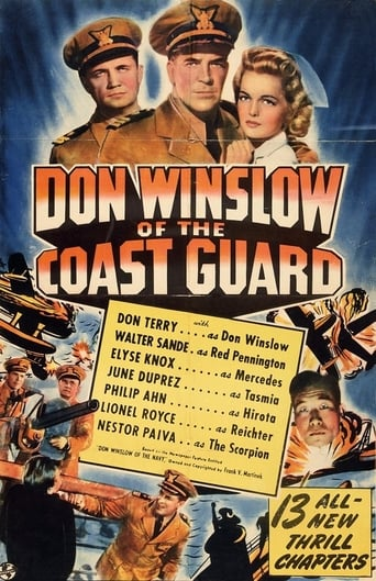 Poster of Don Winslow of the Coast Guard