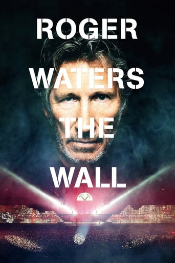 Poster of Roger Waters: The Wall