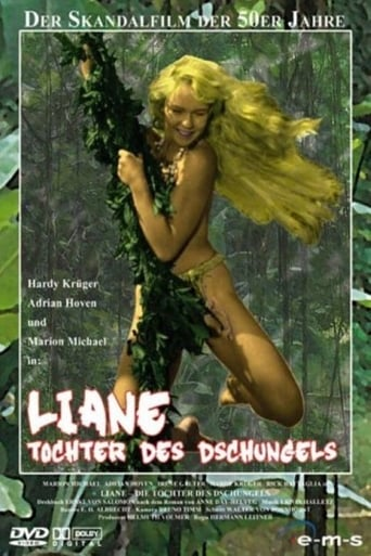 Liane - Daughter of the Jungle