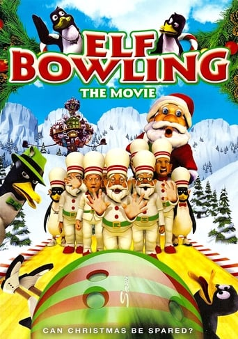 Poster of Elf Bowling the Movie
