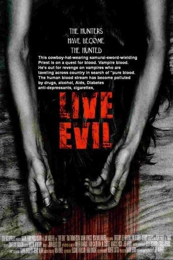 Poster of Live Evil