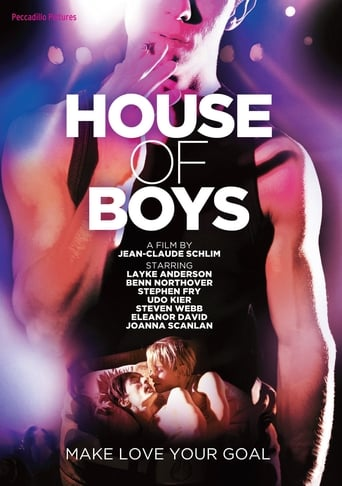 Poster of House of Boys