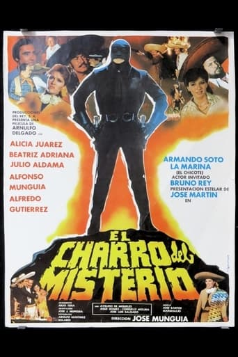 Poster of El charro del misterio