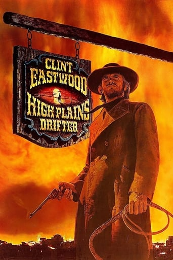 Poster of High Plains Drifter