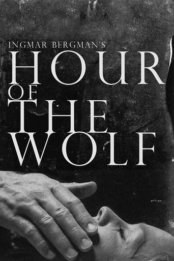 Poster of Hour of the Wolf