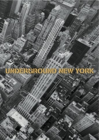 Poster of Underground New York