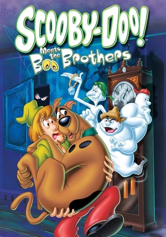 Poster of Scooby-Doo Meets the Boo Brothers
