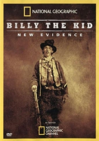 Poster of Billy The Kid New Evidence