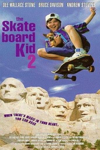 Poster of The Skateboard Kid II