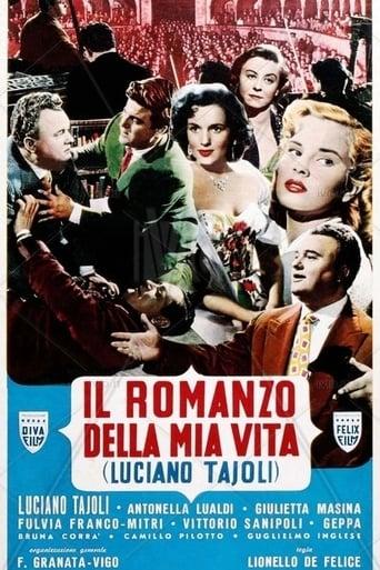 Poster of Il romanzo della mia vita