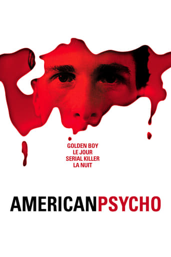 Poster of American Psycho