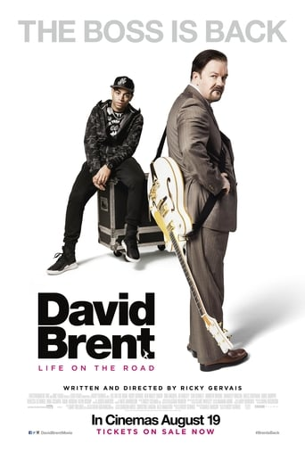 Poster of David Brent: Life on the Road