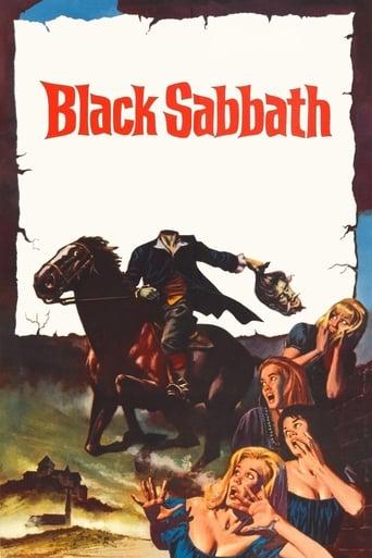 Poster of Black Sabbath