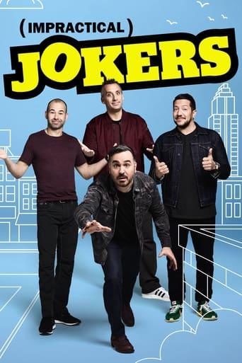Poster of Impractical Jokers