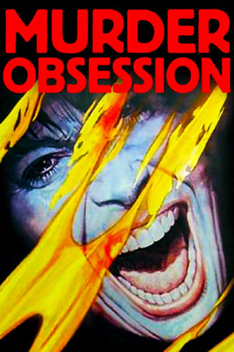 Poster of Murder Obsession