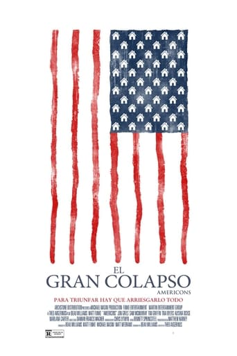 Poster of El gran colapso (Americons)