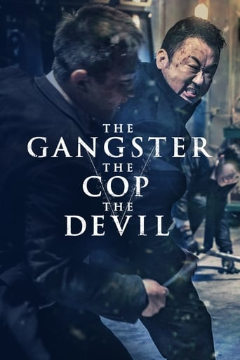 Poster of The Gangster, the Cop, the Devil