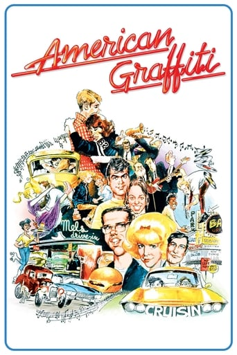 Poster of American Graffiti