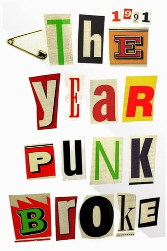 Poster of 1991: The Year Punk Broke
