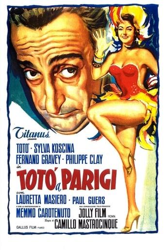 Poster of Toto in Paris