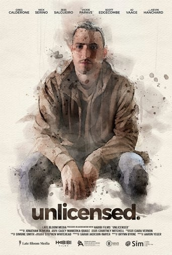 Poster of Unlicensed