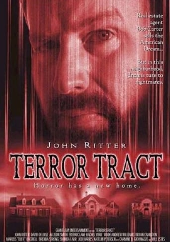 Poster of Terror Tract