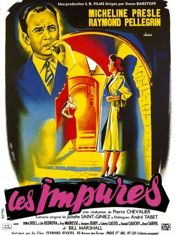 Poster of Les impures