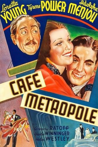 Poster of Café Metropole