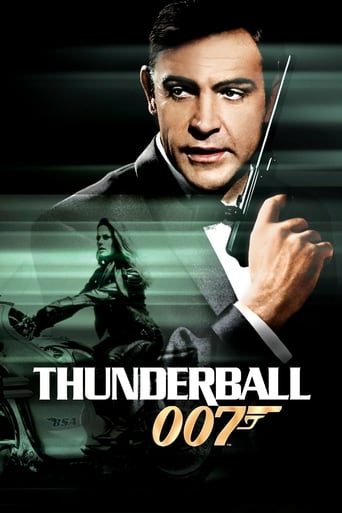 Poster of Thunderball