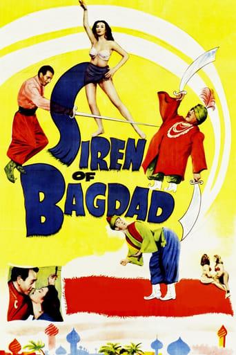 Poster of Siren of Bagdad