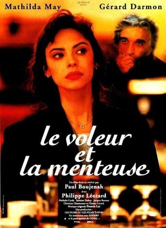 Poster of Le voleur et la menteuse