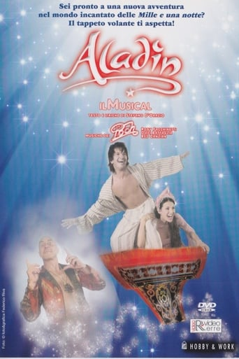 Poster of Aladin Il Musical