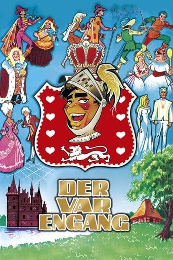 Poster of Der var engang