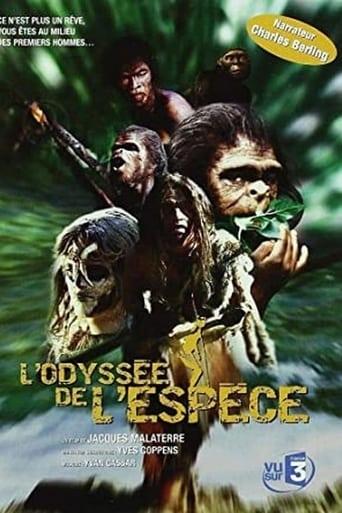Poster of L'Odyssée de l'espèce