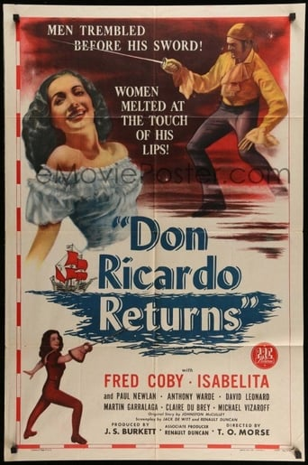 Poster of Don Ricardo Returns