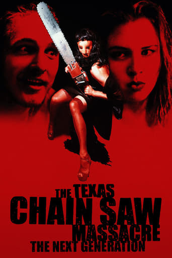 Poster of Texas Chainsaw Massacre: The Next Generation