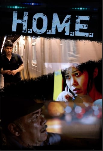 Poster of H.O.M.E.