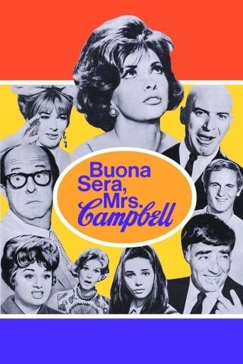 Poster of Buona Sera, Mrs. Campbell