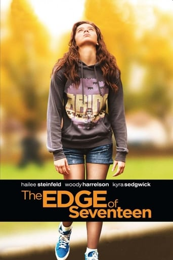 Poster of The Edge of Seventeen