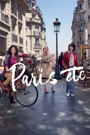 Poster of Paris etc.