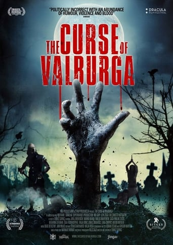 Poster of The Curse of Valburga