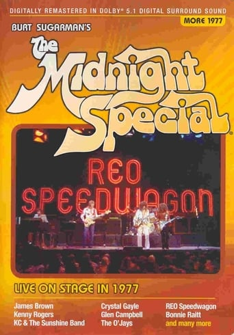 Poster of The Midnight Special Legendary Performances 1977