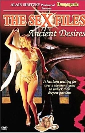 Poster of Sex Files: Ancient Desires