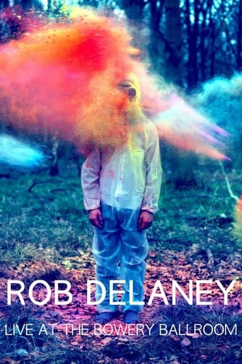 Poster of Rob Delaney: Live at the Bowery Ballroom