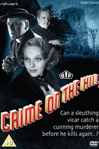 Poster of Crime on the Hill