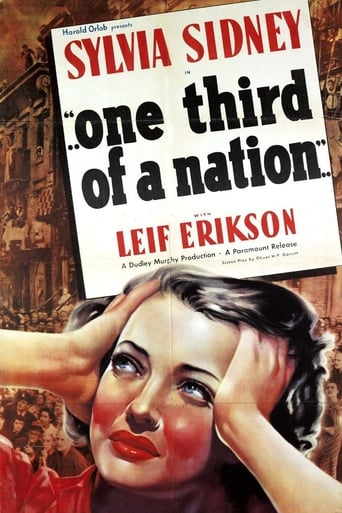 Poster of ...One Third Of A Nation...
