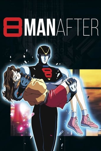 Poster of 8 Man After