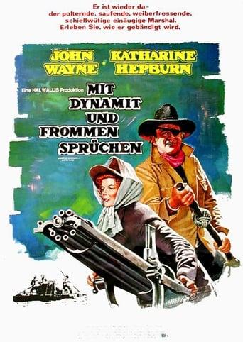 Filmplakat von Mit Dynamit und frommen Sprüchen